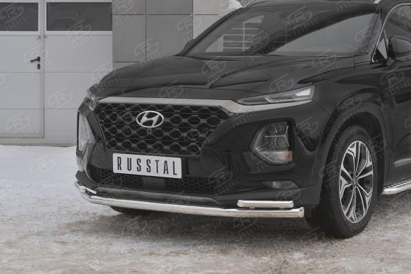 Пополнение ассортимента на Hyundai Santa Fe 2020 модельного года