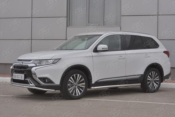 Обновление ассортимента на Mitsubishi Outlander 2020-