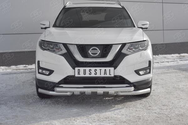 Пополнение ассортимента на Nissan X-Trail 2020